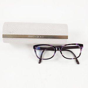 JIMMY CHOO Eyeglasses JC 193 F7X 52-16-140